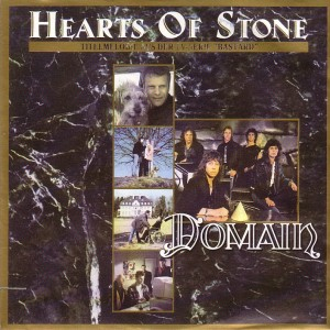 Domain - Hearts of Stone - Single Cover
